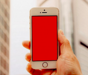 iphone-5s-red-screen-1